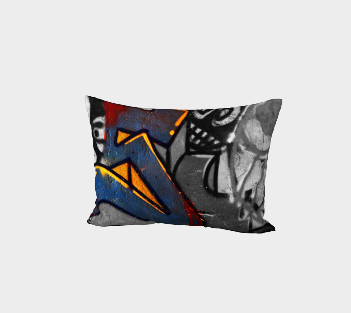 Graffiti 1 Bed Pillow Sham preview