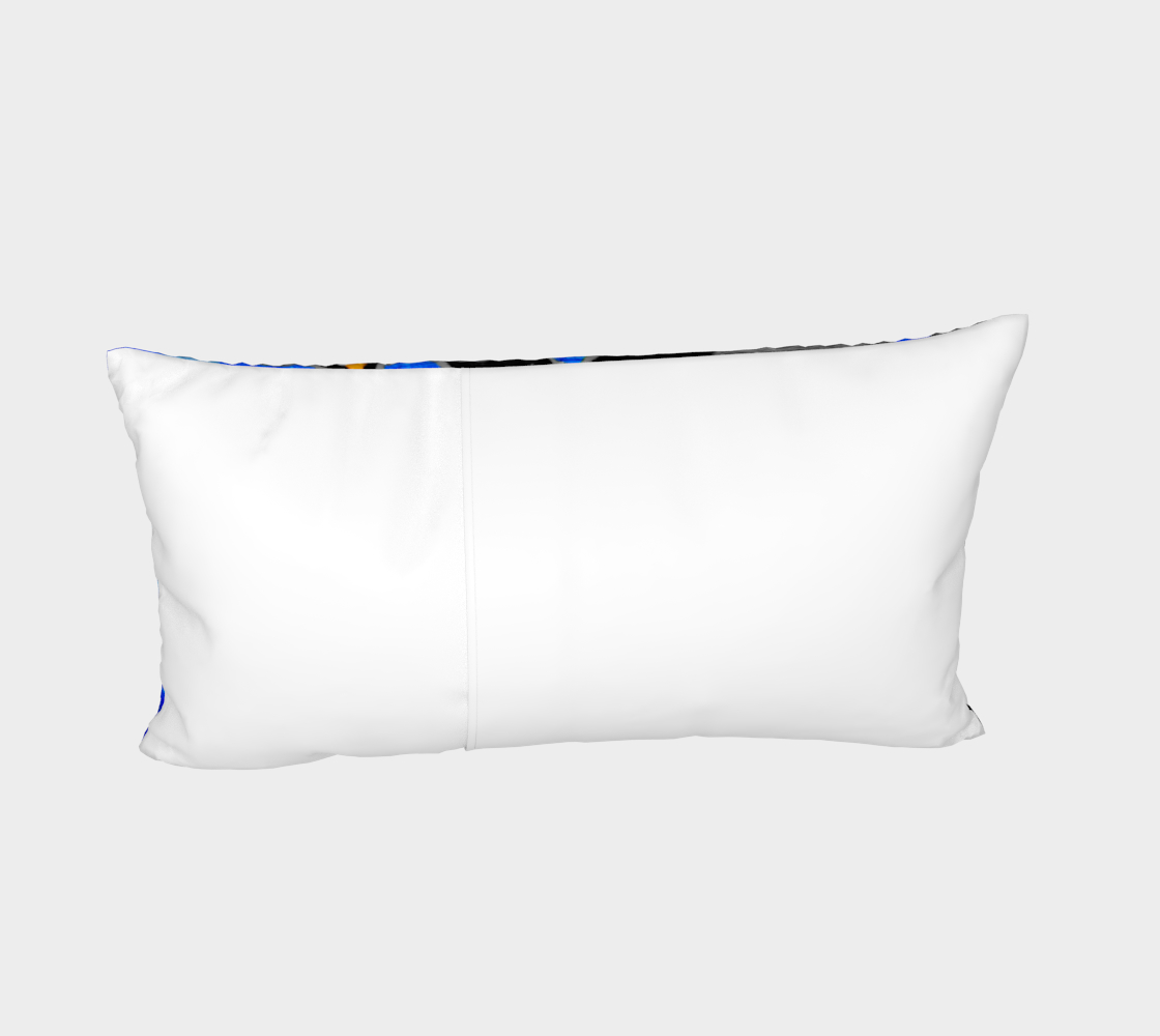 Graffiti 3 Bed Pillow Sham preview #4