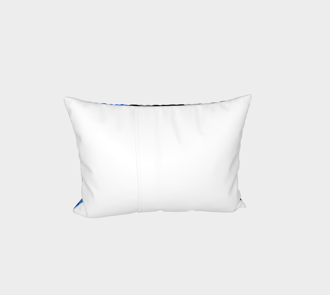 Graffiti 3 Bed Pillow Sham preview #3