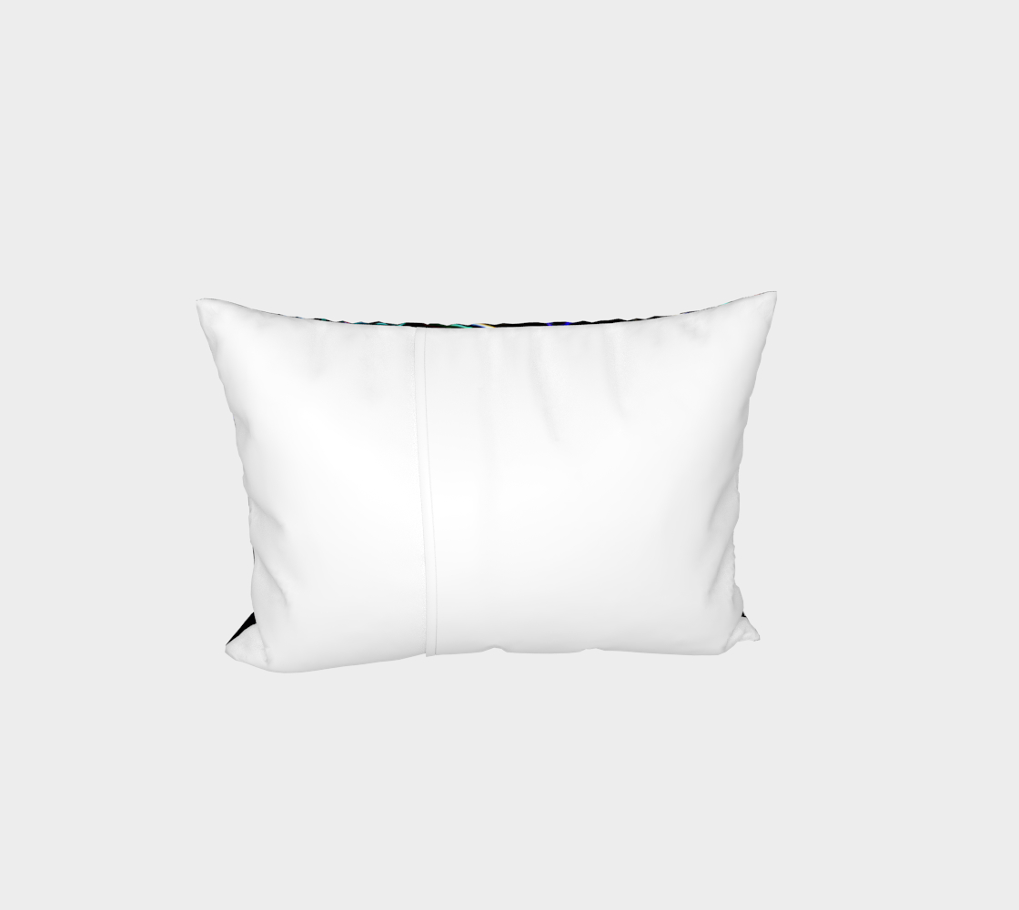Graffiti 10 Bed Pillow Sham preview #3