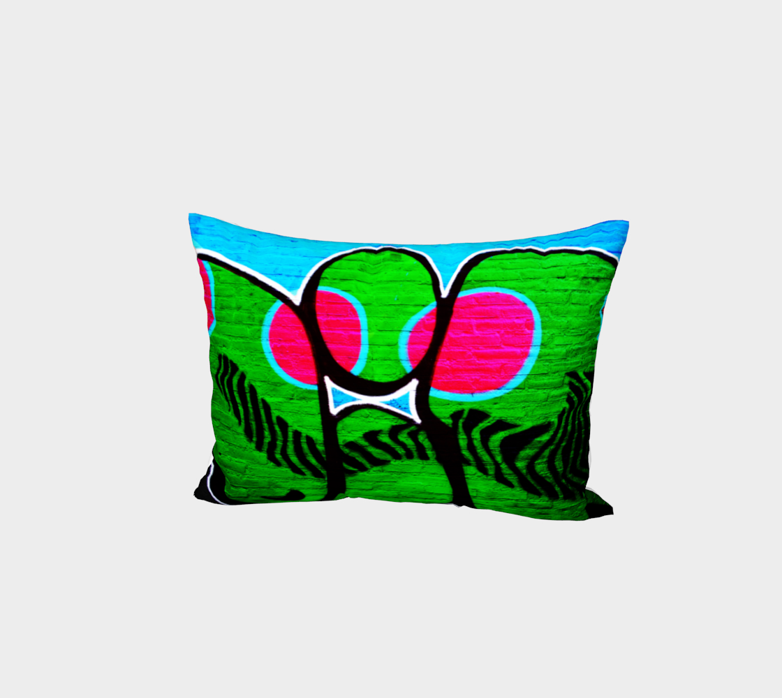 Graffiti 12 Bed Pillow Sham preview