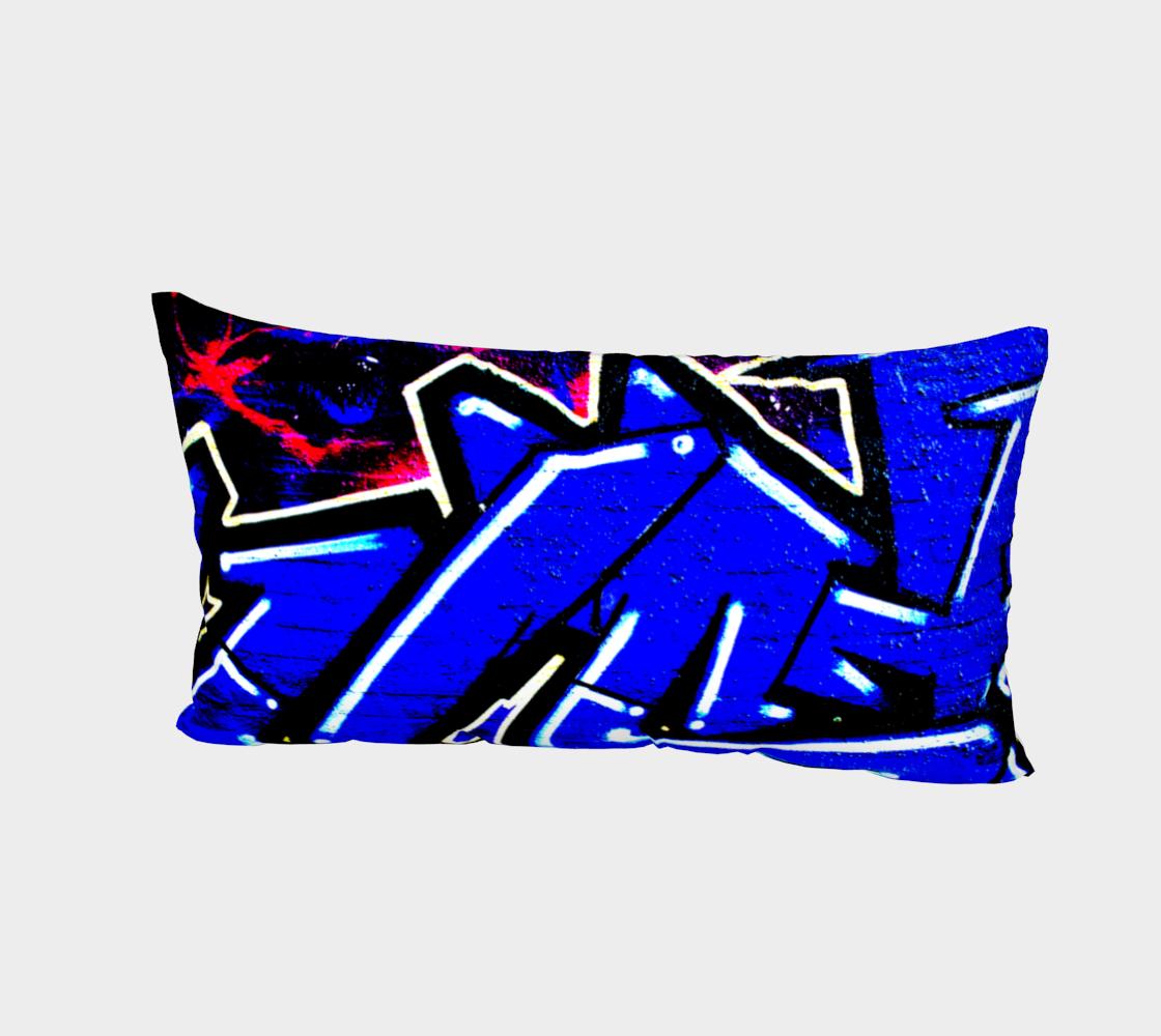 Graffiti 13 Bed Pillow Sham preview #2