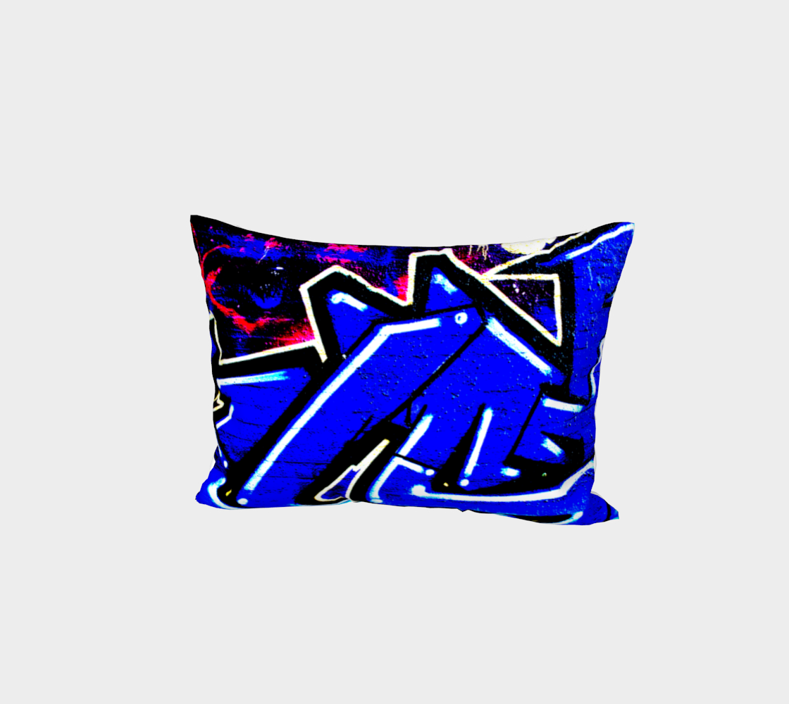 Graffiti 13 Bed Pillow Sham preview