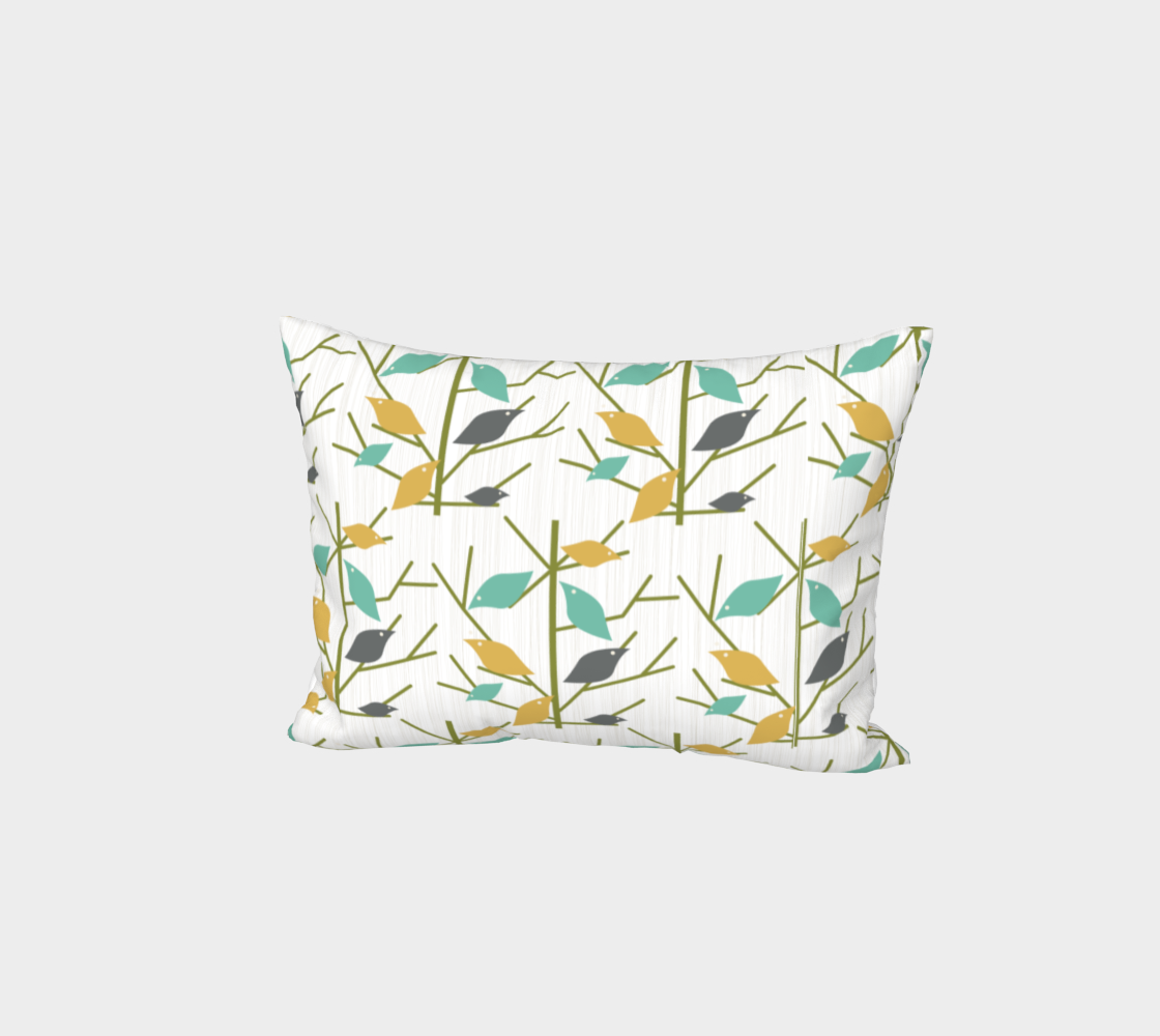 Mid Century Modern Birdsong preview