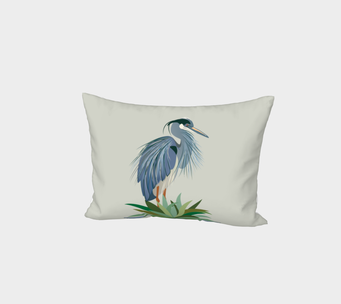 Blue Heron preview