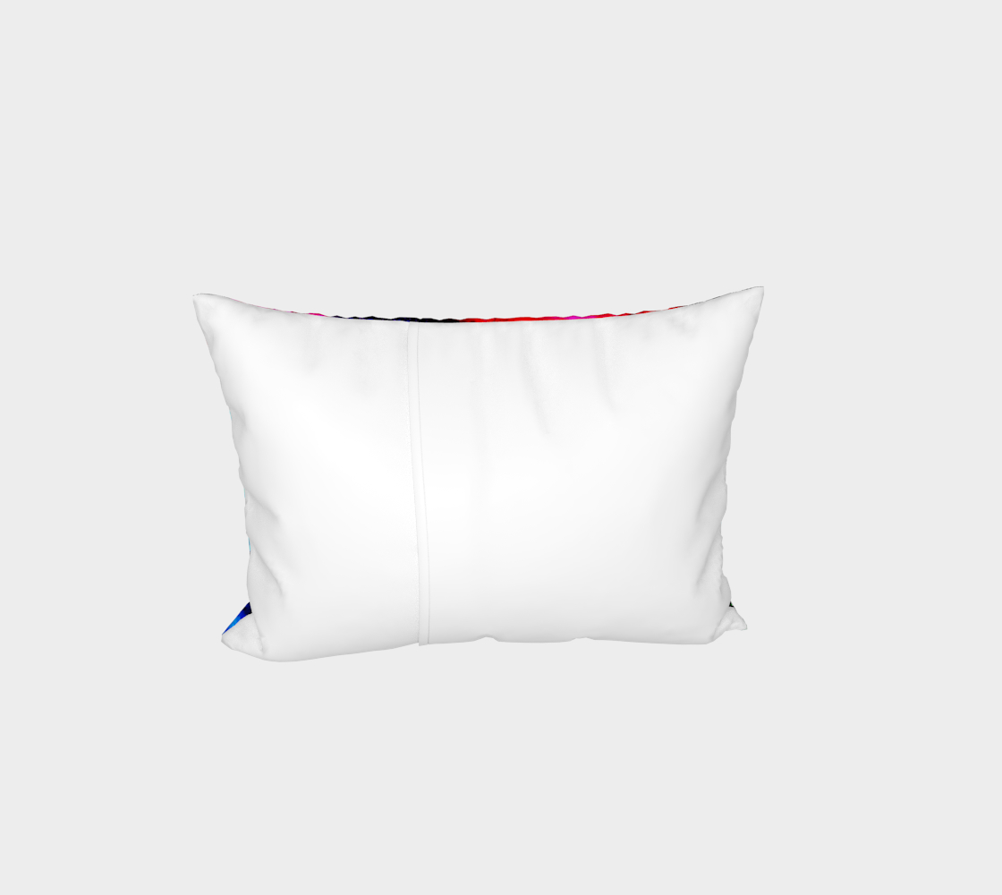 Graffiti 14 Bed Pillow Sham preview #3