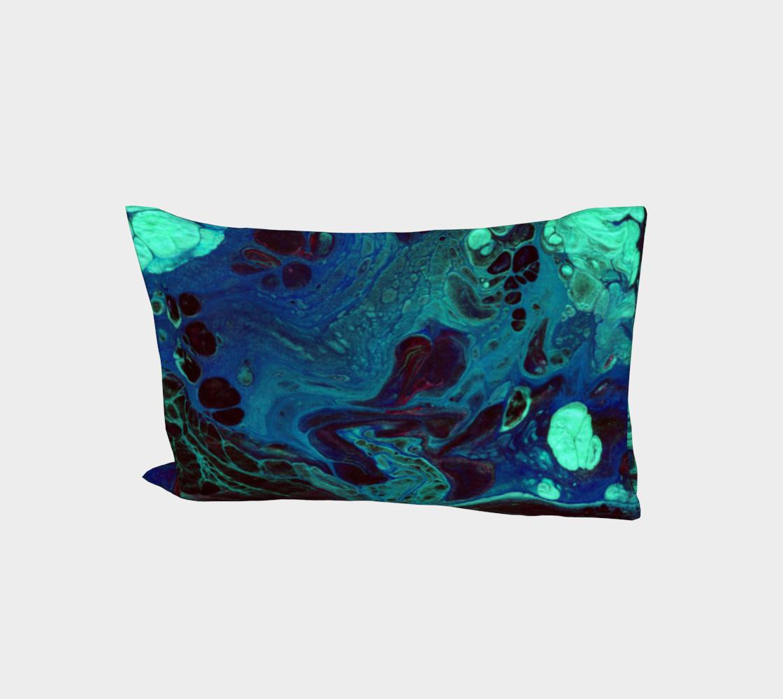 Spectre Cotton Pillow Sleeve aperçu