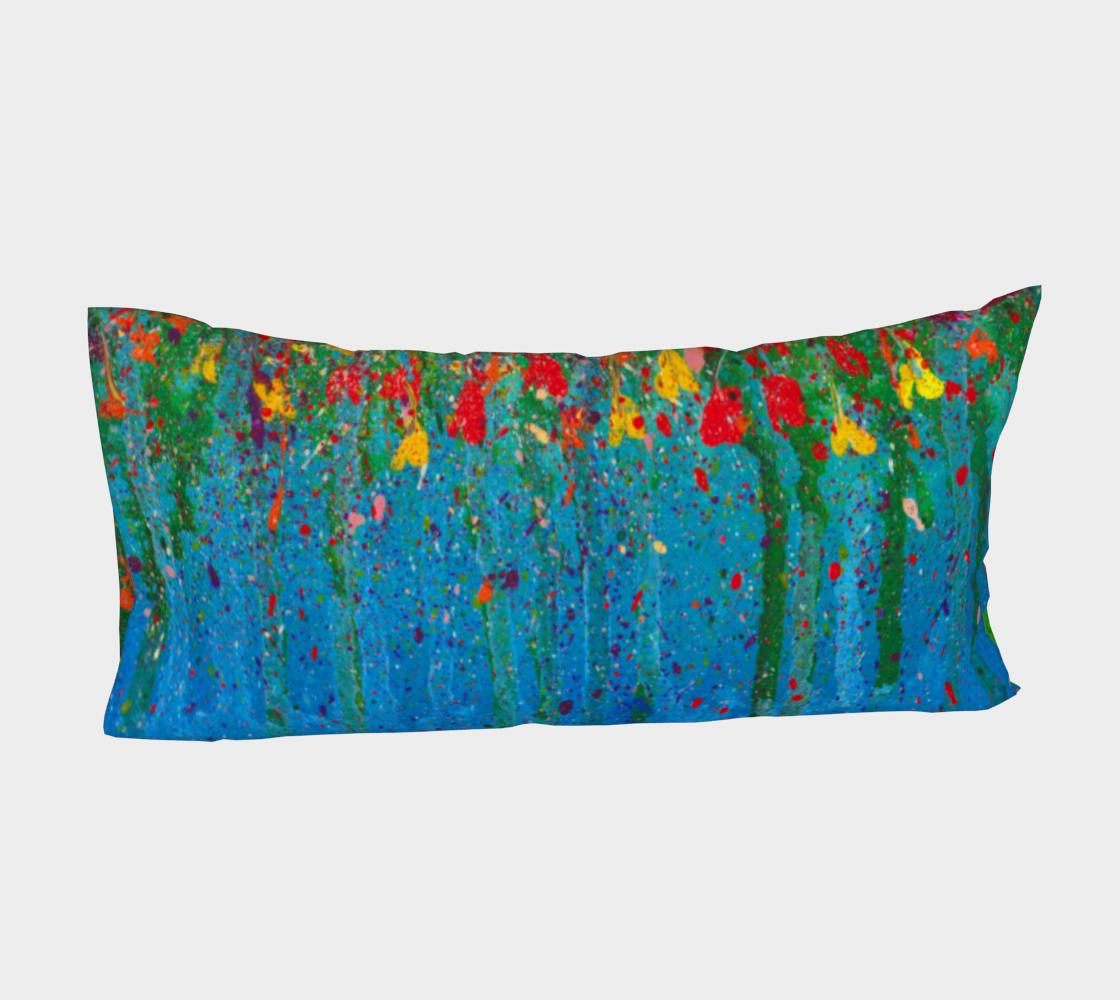 Aperçu de Secret Garden Cotton Pillow Sleeve #4