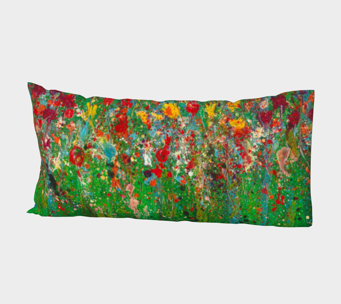 Aperçu de Secret Garden Cotton Pillow Sleeve #2