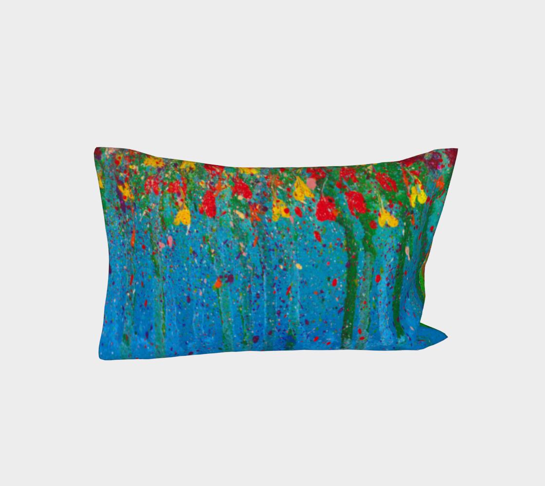 Aperçu de Secret Garden Cotton Pillow Sleeve #3