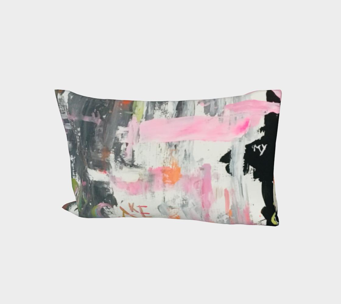 King size pillow case - Cake aperçu