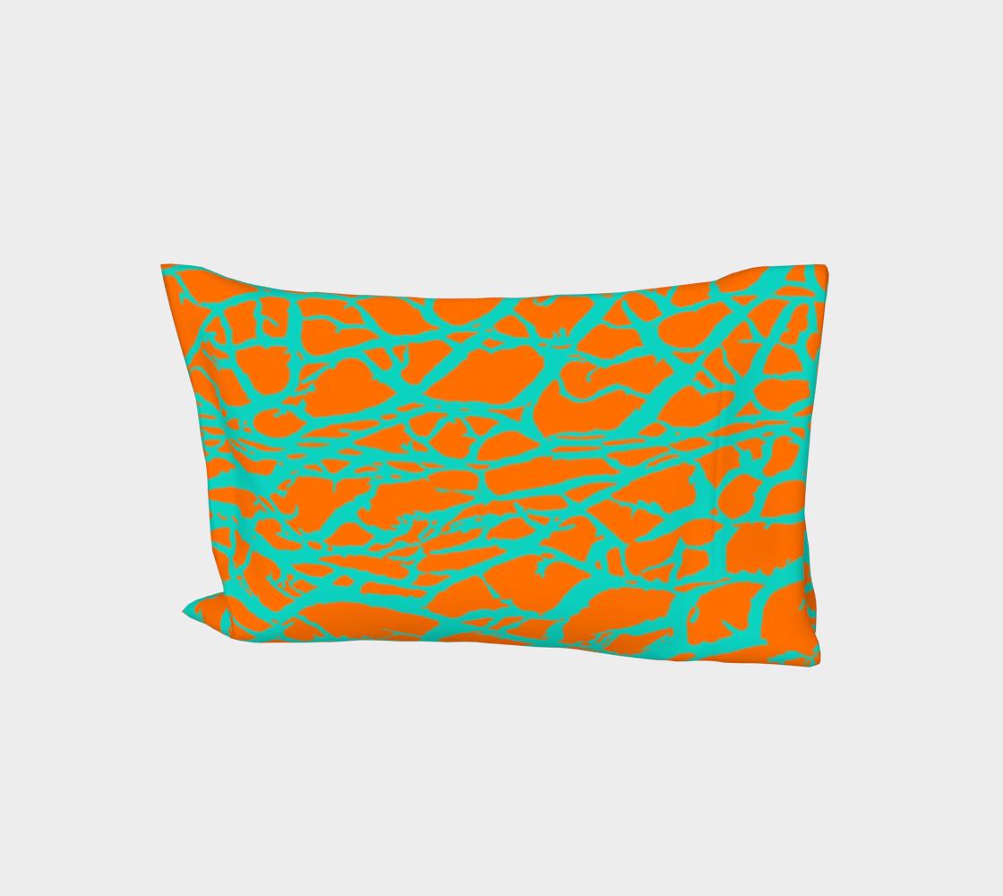 Desert Stream Bed Pillow Sleeve aperçu