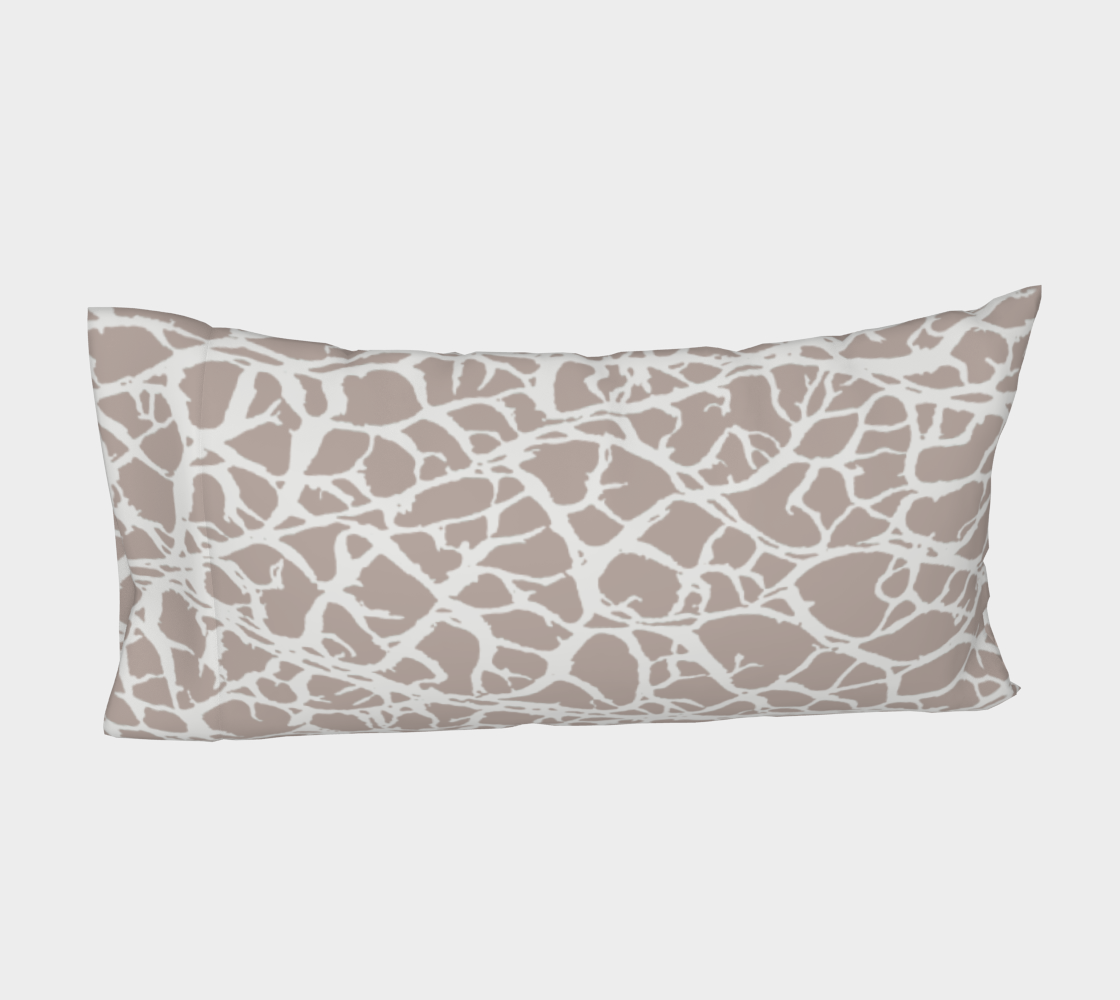 Aperçu de Desert Frost Bed Pillow Sleeve #4
