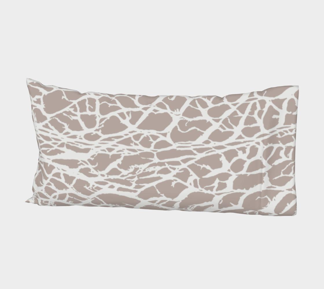 Aperçu de Desert Frost Bed Pillow Sleeve #2