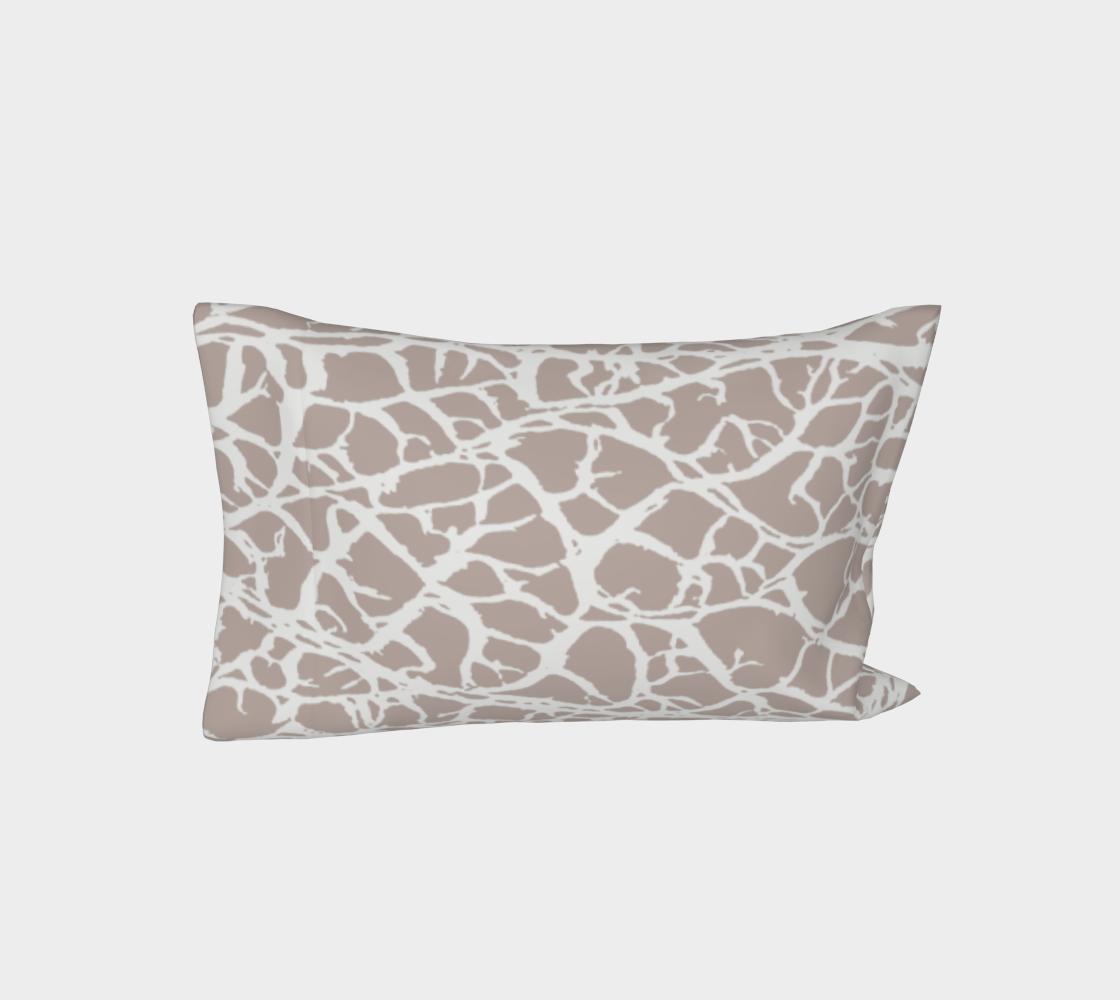 Aperçu de Desert Frost Bed Pillow Sleeve #3