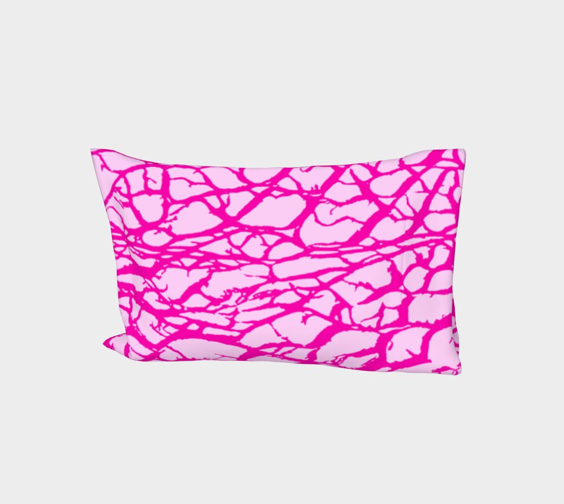 Desert Flower Bed Pillow Sleeve aperçu