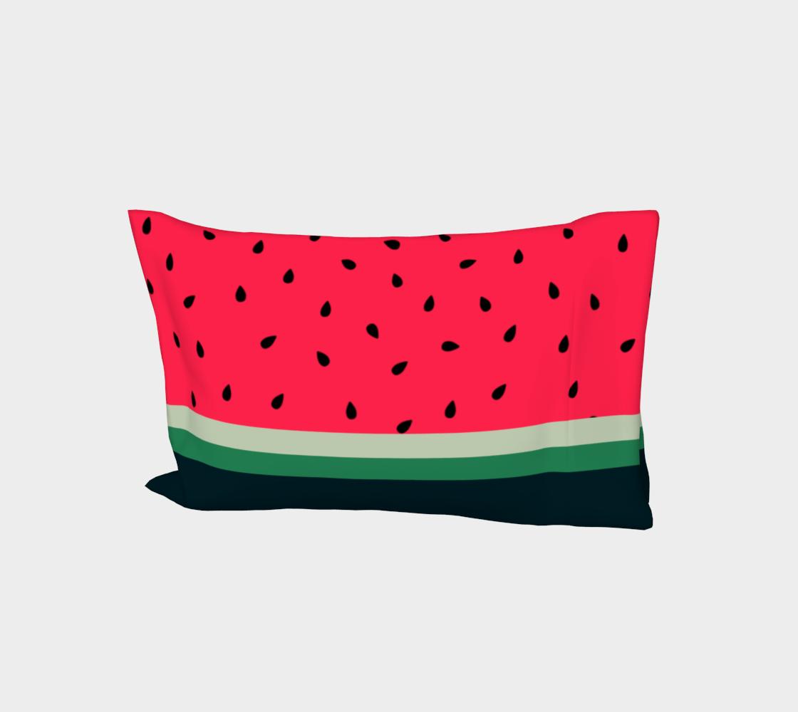 Watermelon Fruit Slice aperçu