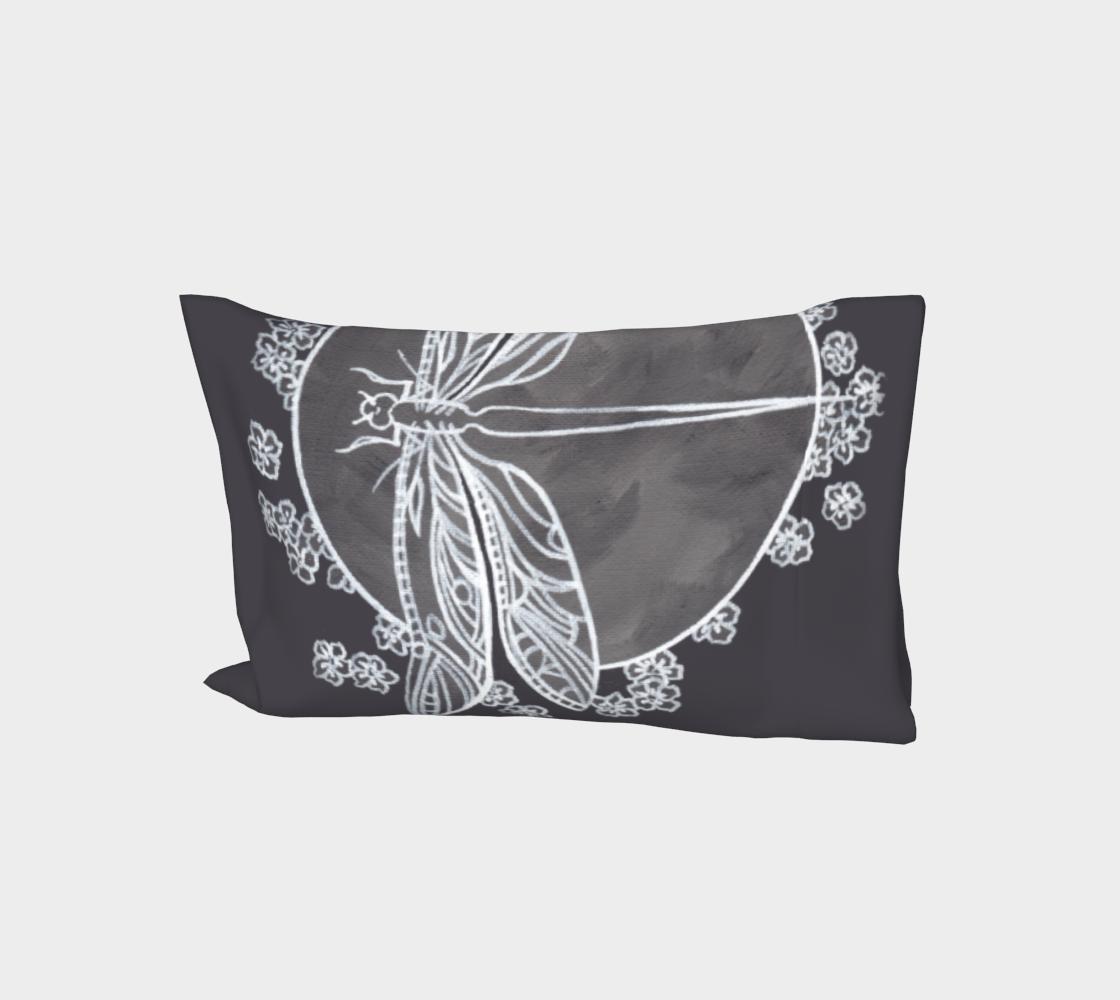 Dragon Fly Pillow Sleeve aperçu