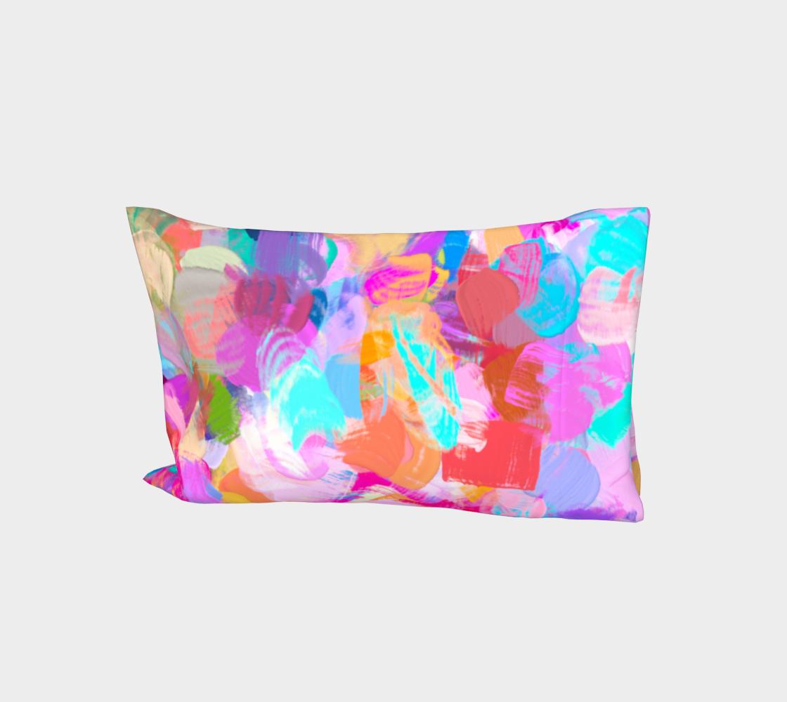 Candy Shop Bed Pillow Sleeve aperçu