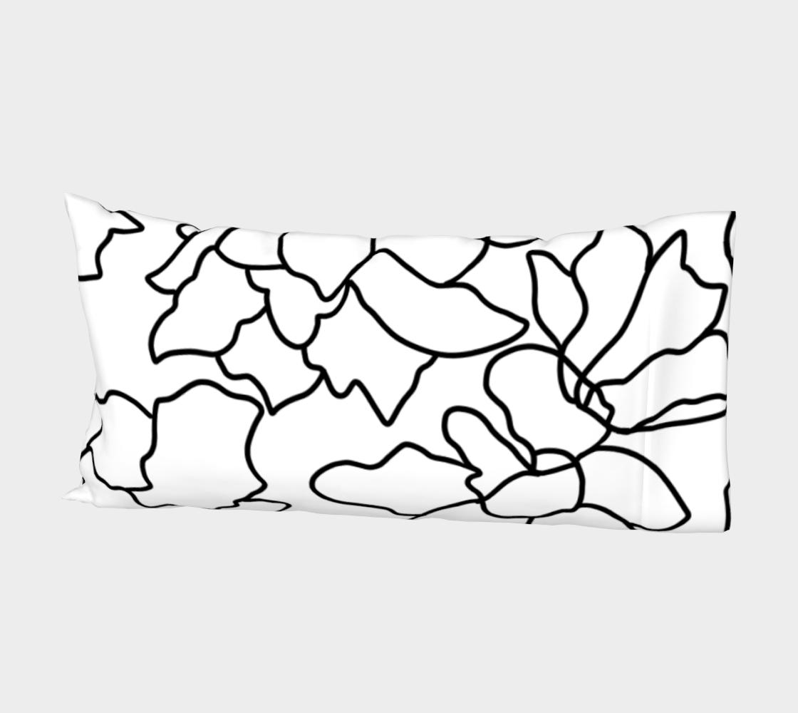 Aperçu de Isla Bed Pillow Sleeve #2