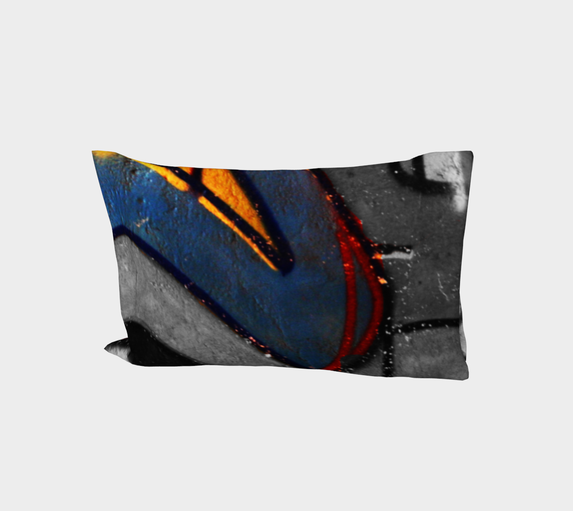 Graffiti 1 Bed Pillow Sleeve preview