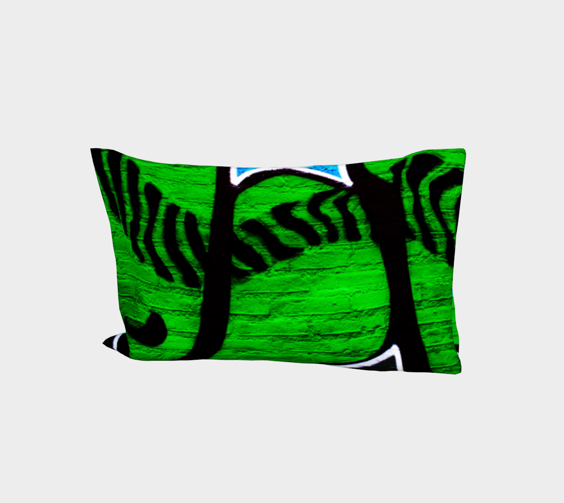 Graffiti 12 Bed Pillow Sleeve preview