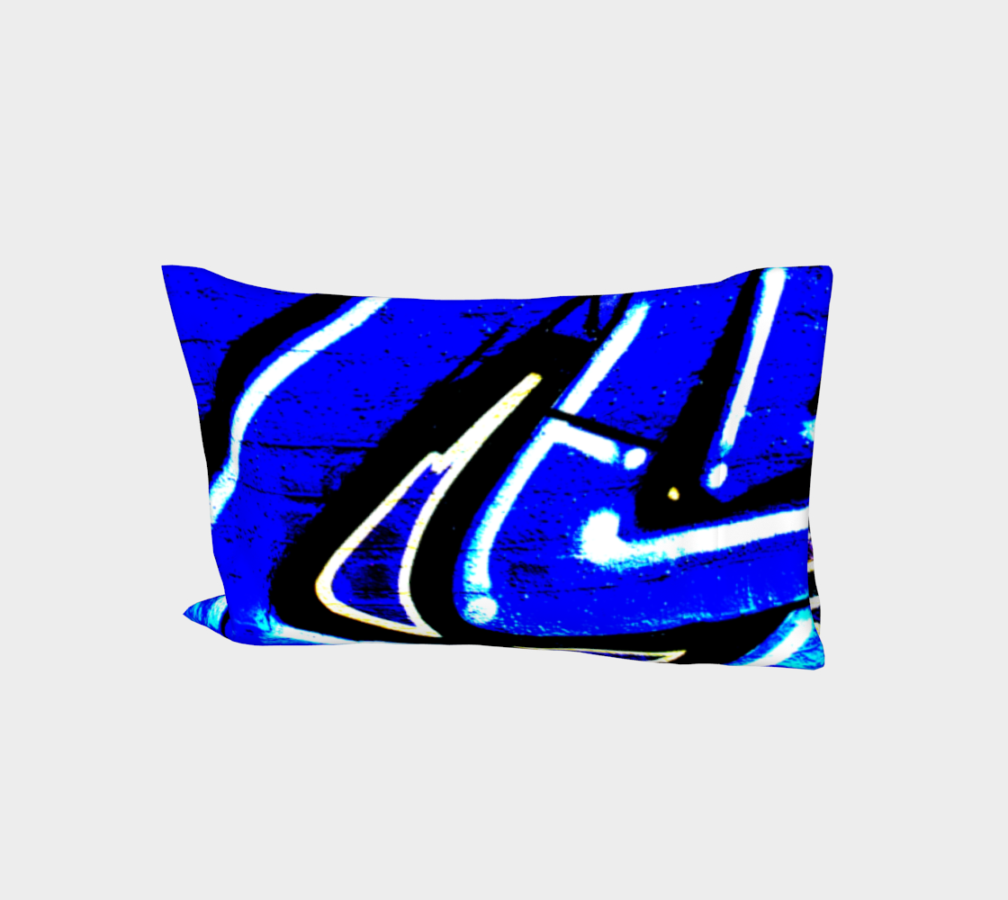 Graffiti 13 Bed Pillow Sleeve preview