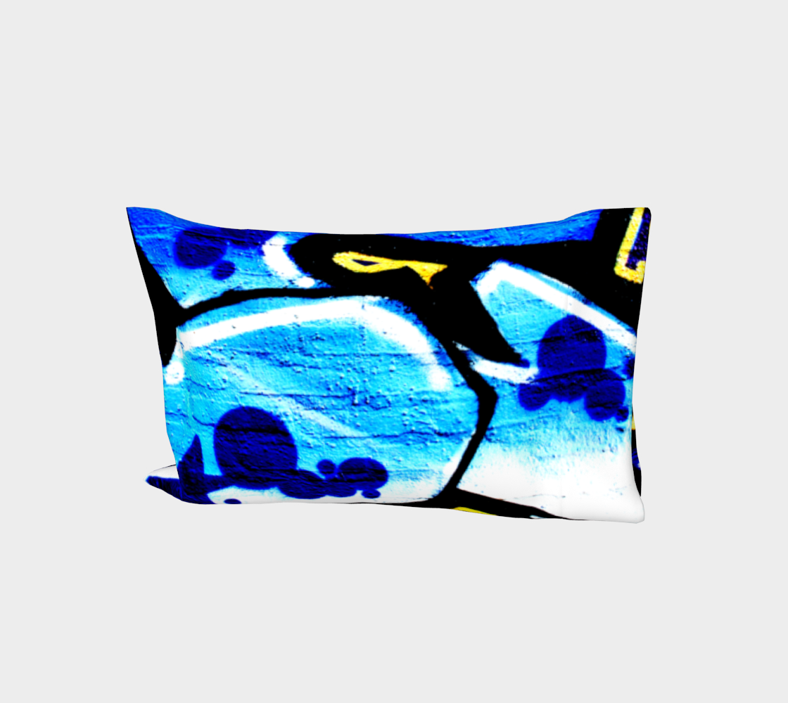 Graffiti 15 Bed Pillow Sleeve preview