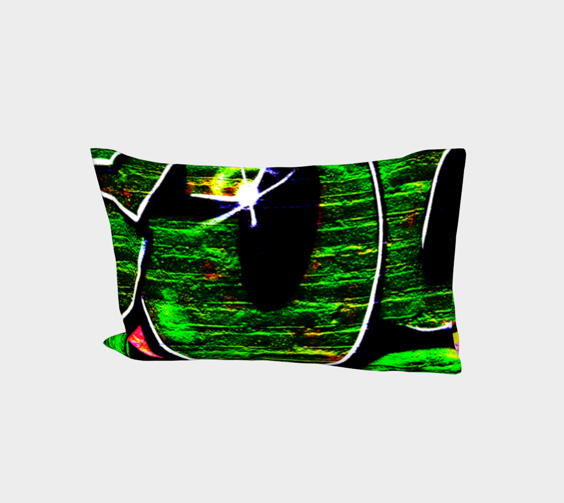 Graffiti 18 Bed Pillow Sleeve preview