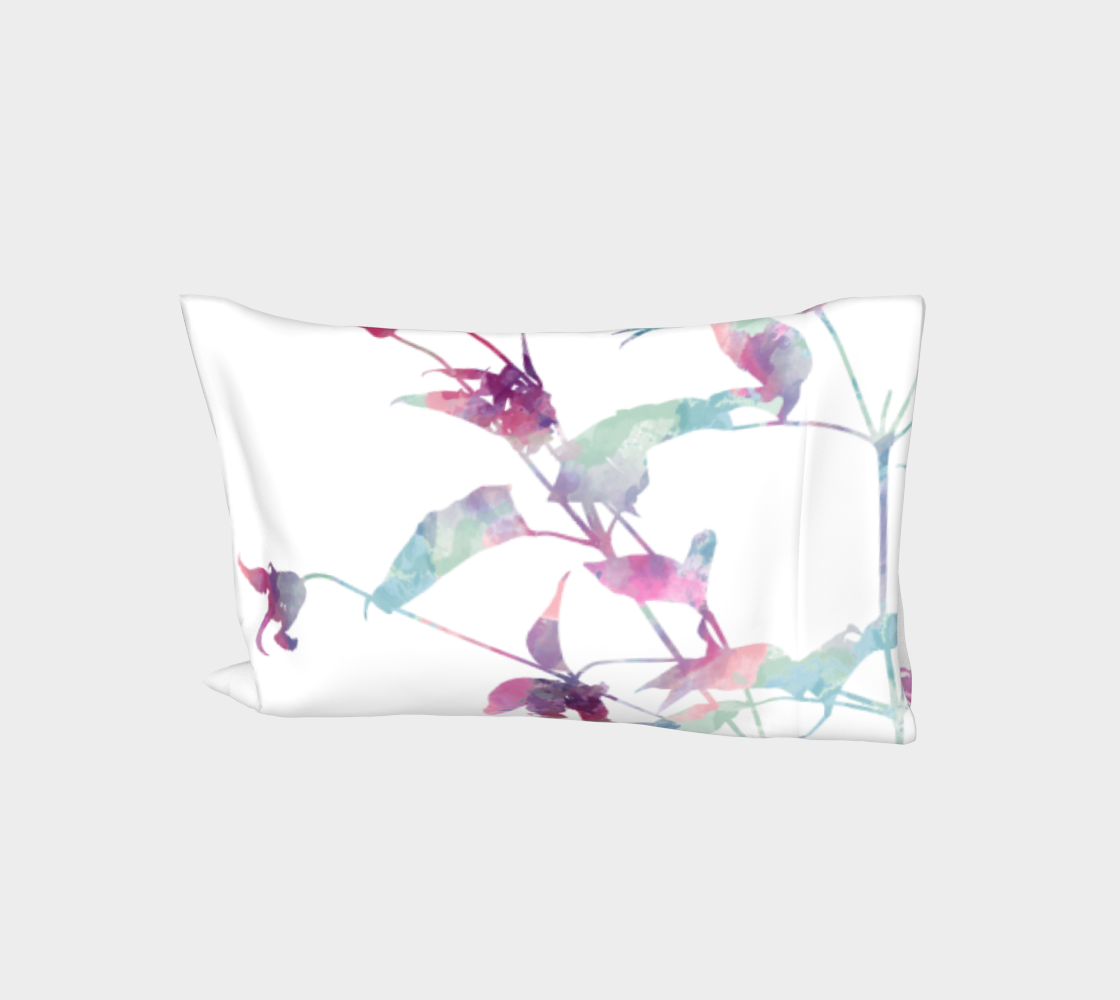 Watercolor wildflowers preview