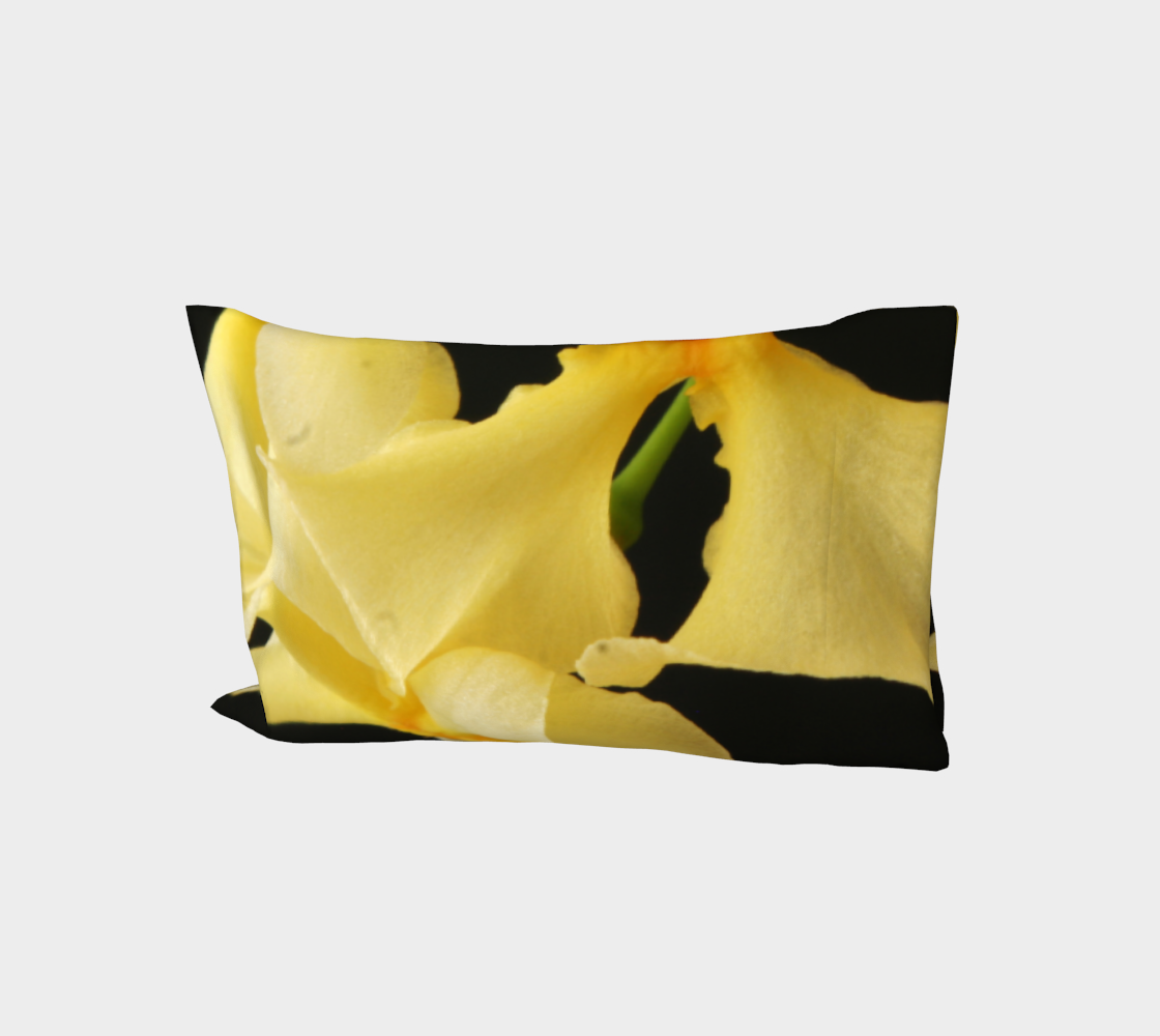 Star Jasmine Flower Bed Pillow Sleeve preview