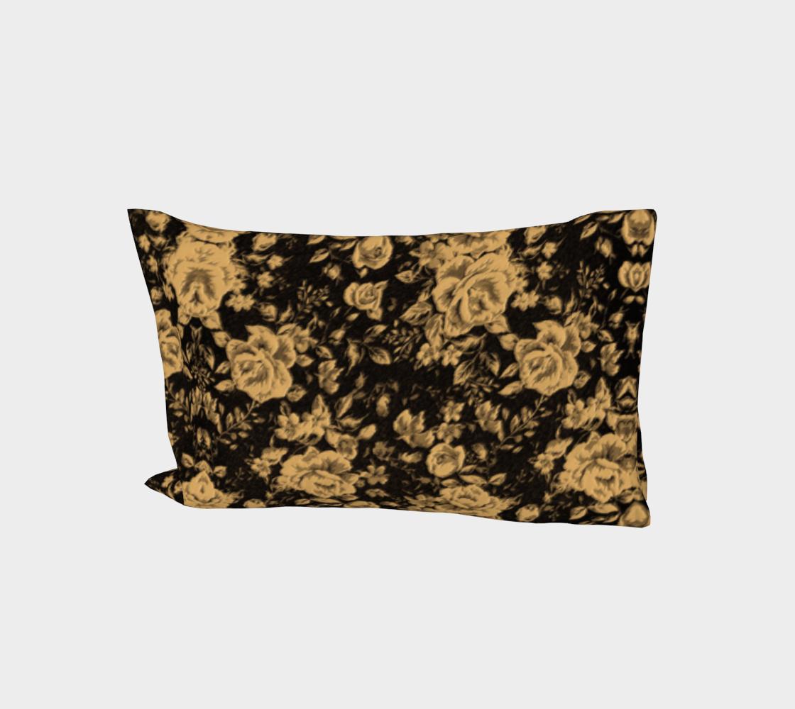 Vintage Abstract Floral pattern  aperçu