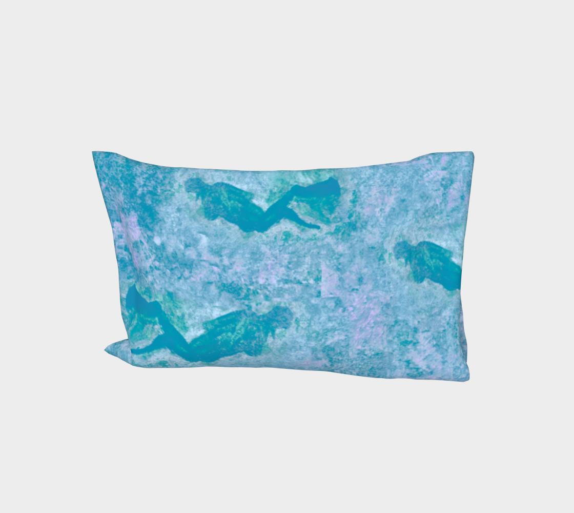 SCUBA Doo Bed Pillow Sleeve aperçu