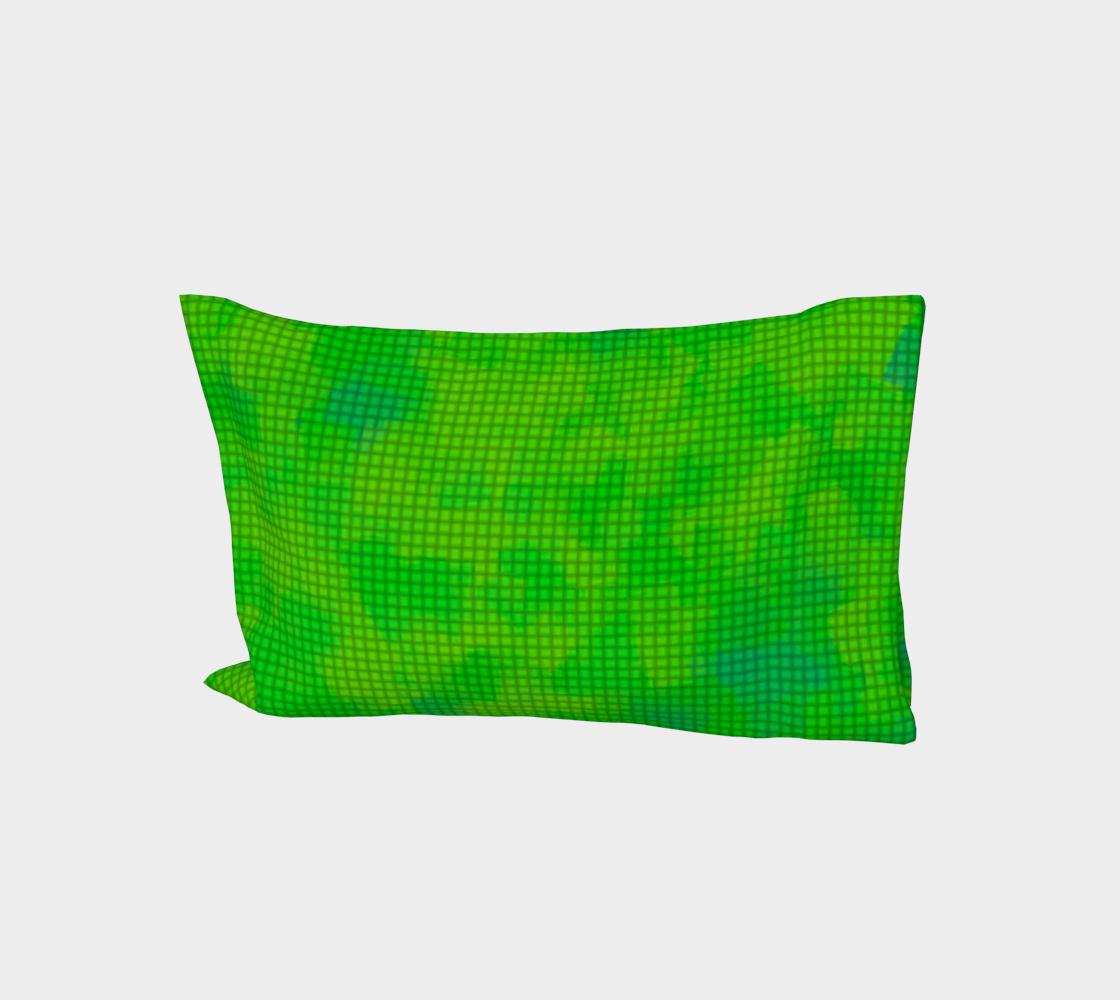 Shamrock Green Pillow Sleeve aperçu