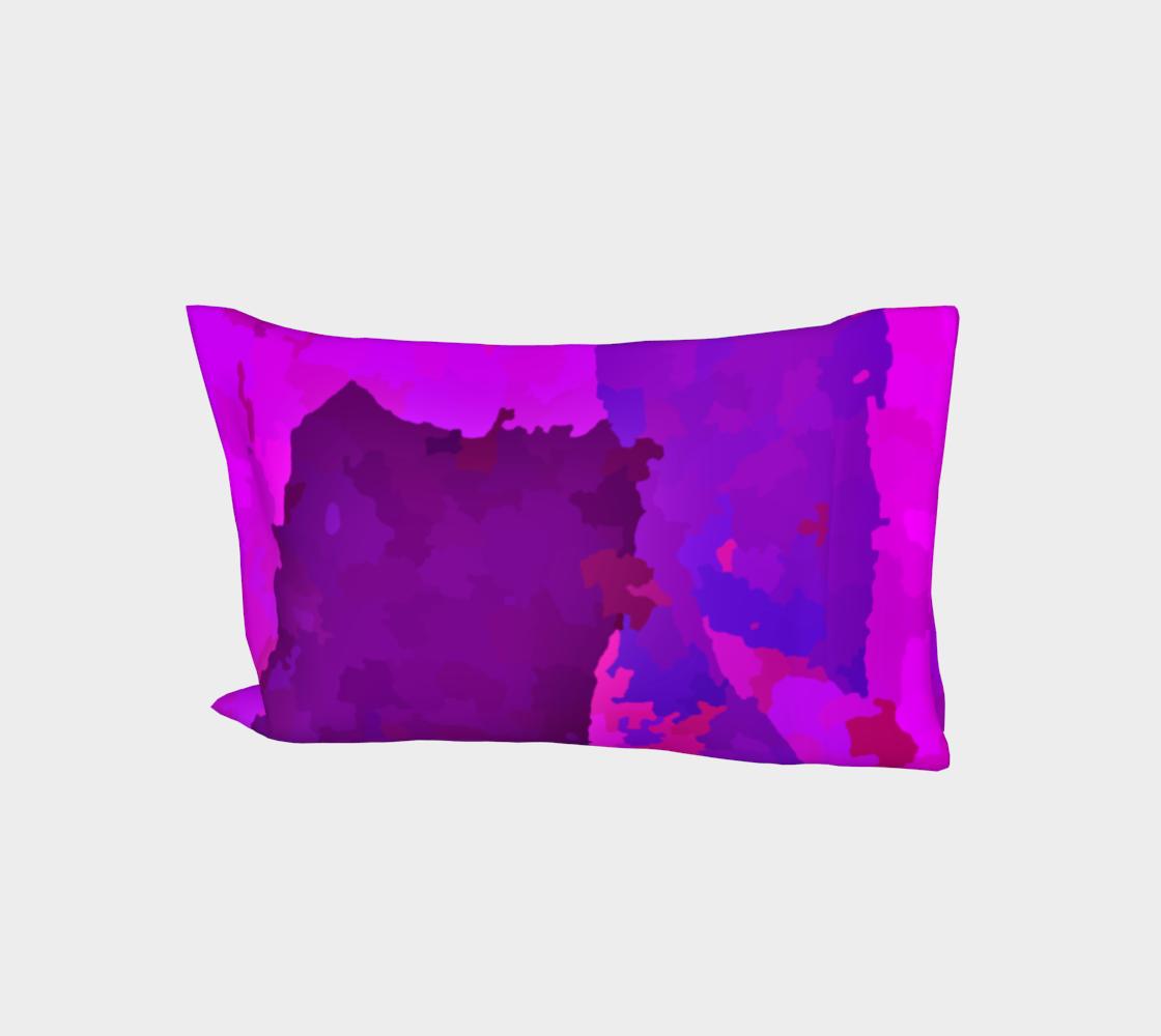 Jupiter Protons Bed Pillow Sleeve aperçu