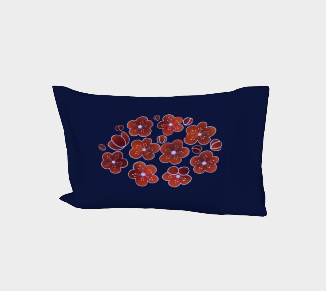 Plum Blossom C, mid idigo aperçu