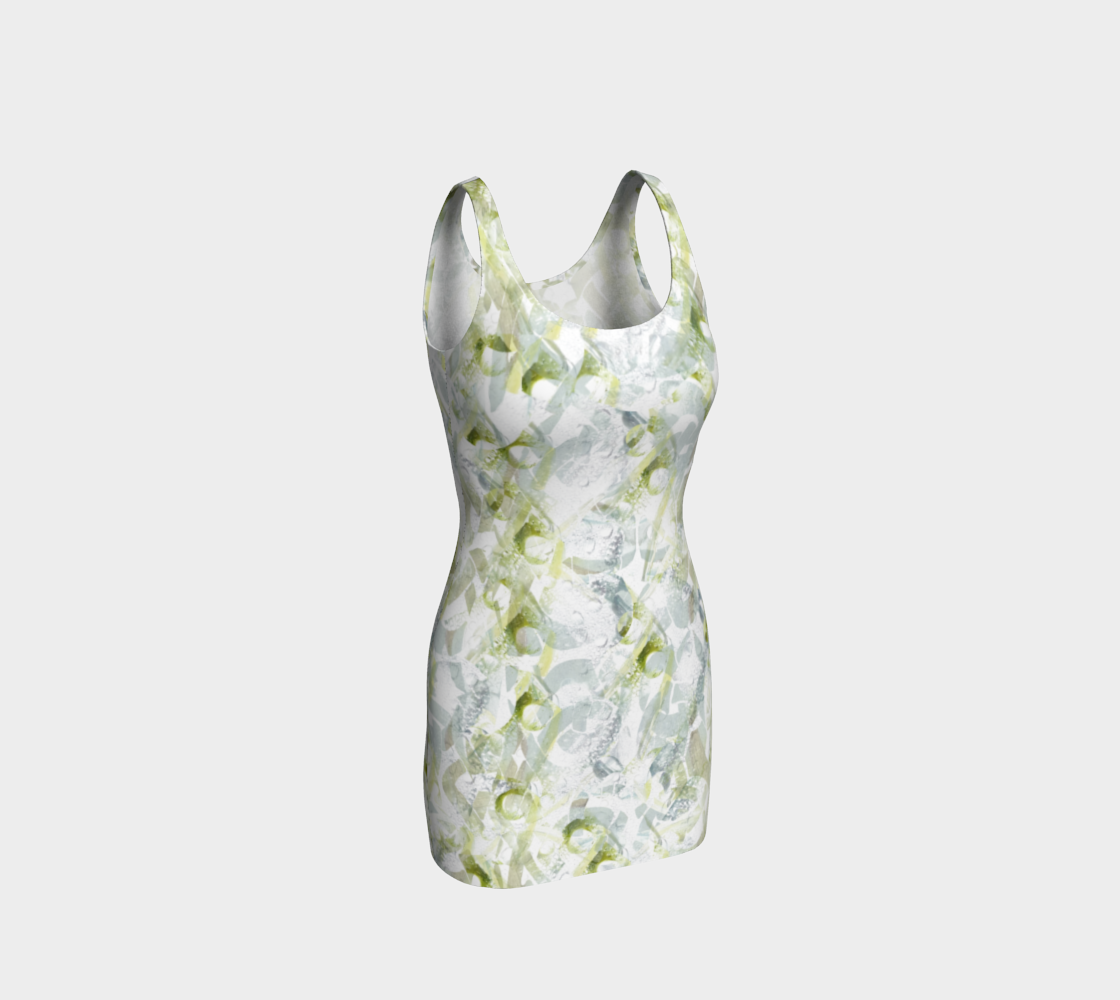 Spring Equinox Bodycon Dress preview