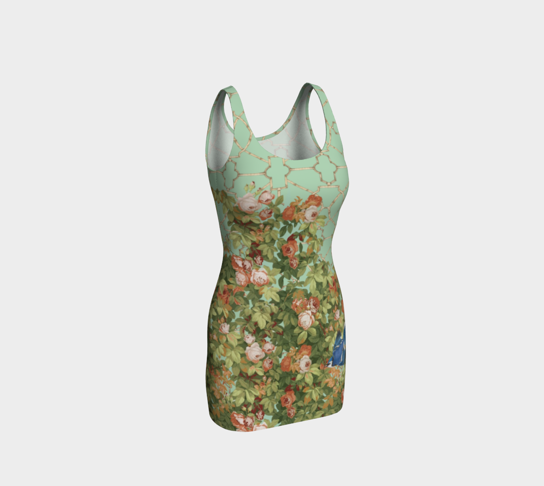 Roses Bodycon II preview