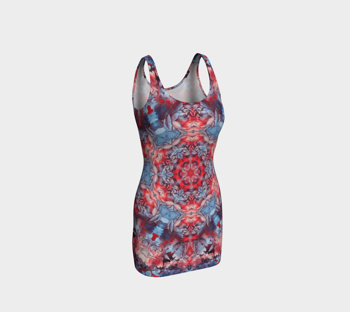 Aperçu de red and blue art #bodycondress