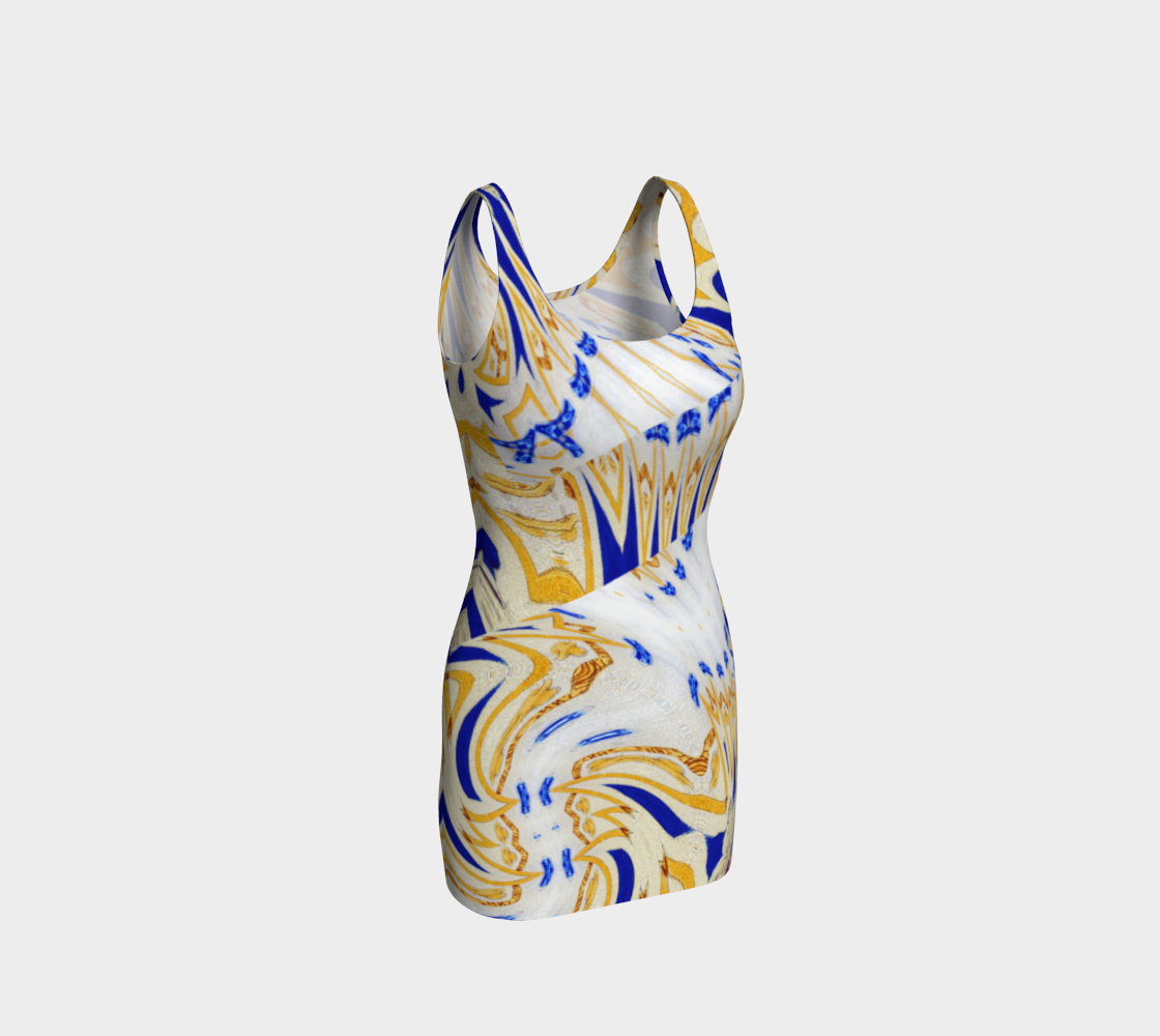 Formal Communion Fine Art Bodycon by Lowell S.V. Devin preview