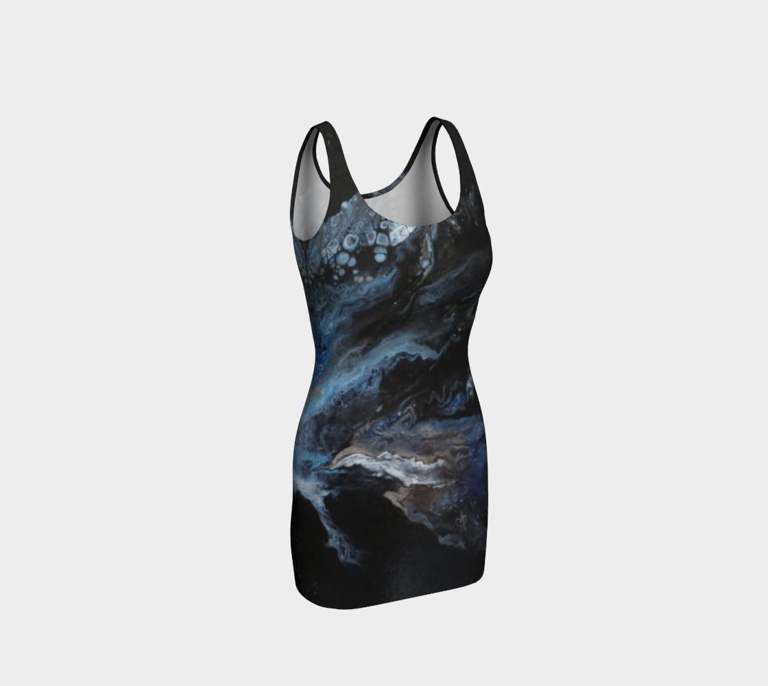 Aperçu de Les eaux déchainées - #1 Robe moulante #1