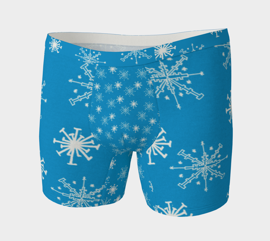 Snowflakes preview