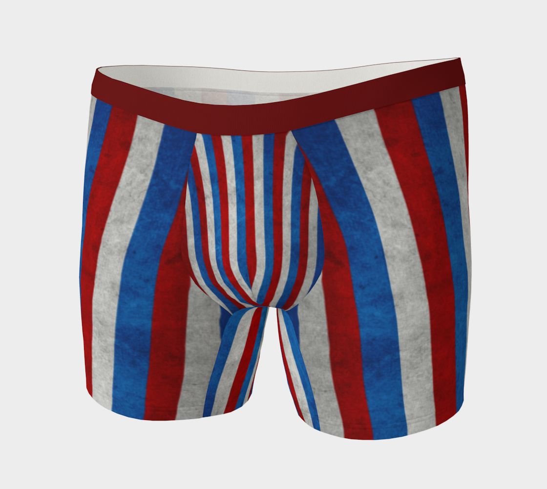Stripes Collection: Patriot Boxer Briefs aperçu