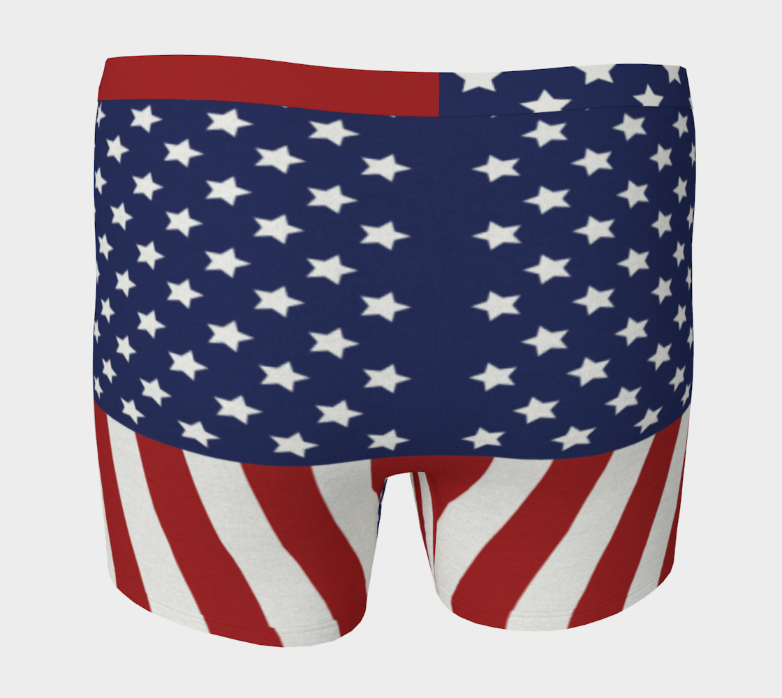 USA Flag Made in USA preview #4