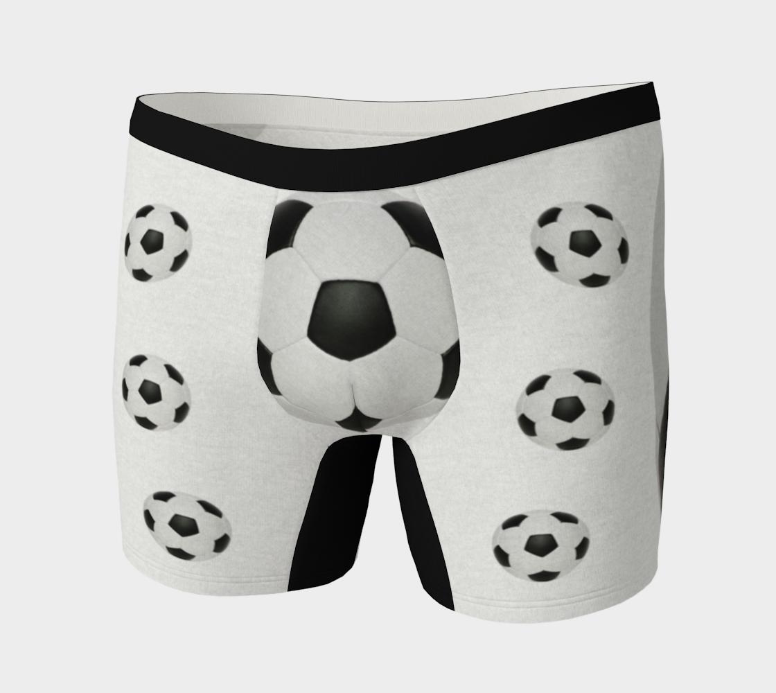 Soccer Ball Design Player Coach Team Sports Fan aperçu