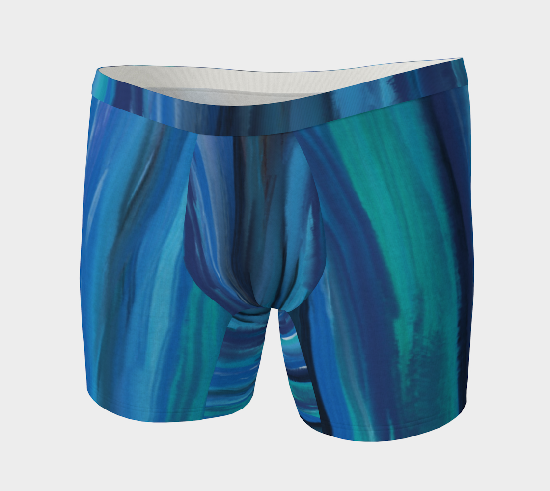Boxer blue sea preview