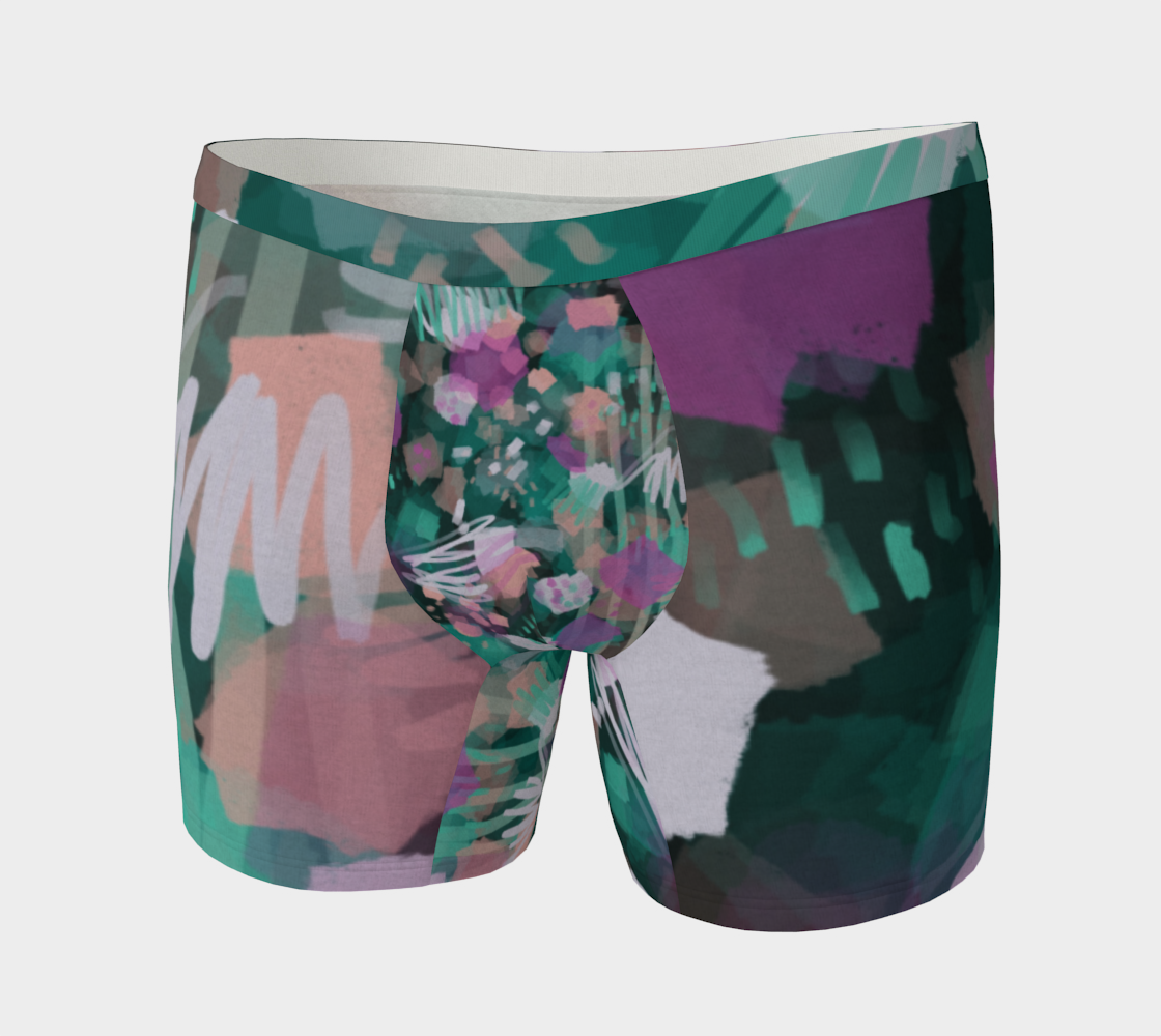 Boxer Jardin secret preview