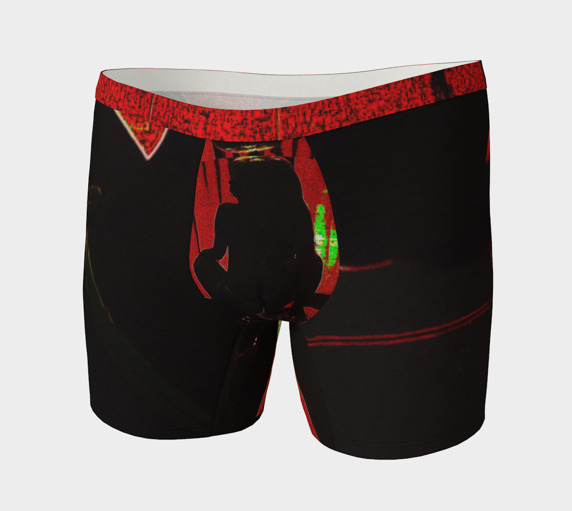 Aperçu de SXEYECON boxer briefs RED