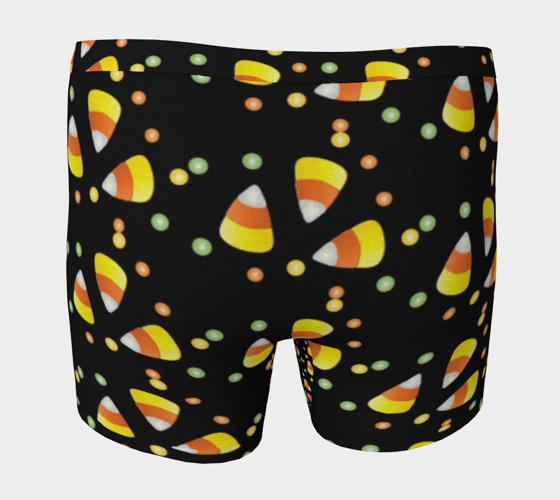 Candy Candy Corn Halloween boxer briefs preview #4