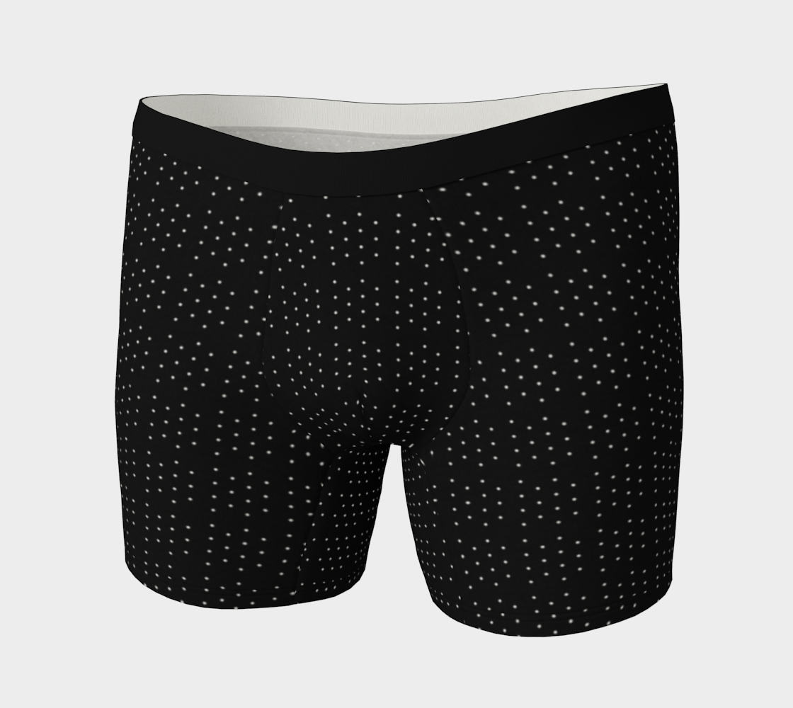 Boxer Pois Blanc preview